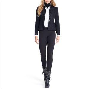 Like New {Polo Ralph Lauren} skinny leggings black
